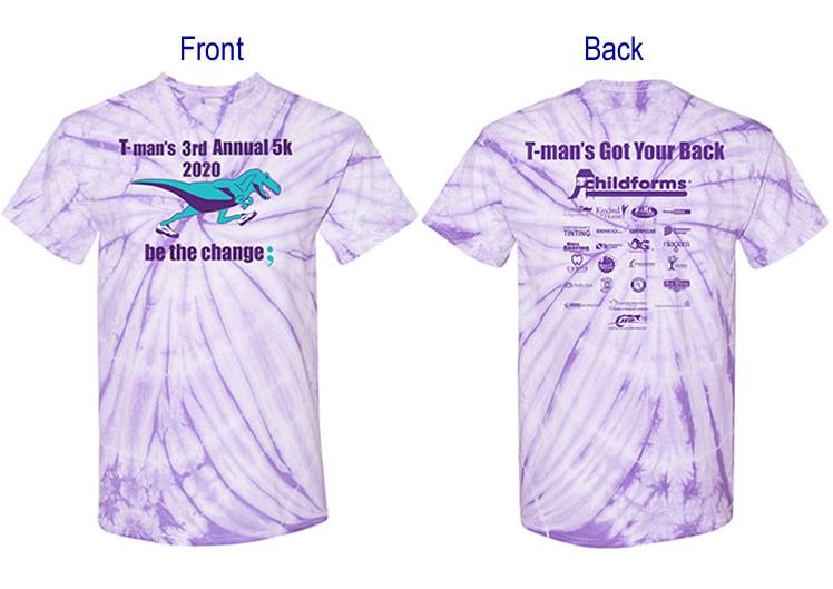 huge discount 5904a 591ec Tman's 5K Run, Mooresville NC. Prevent Teen Suicide